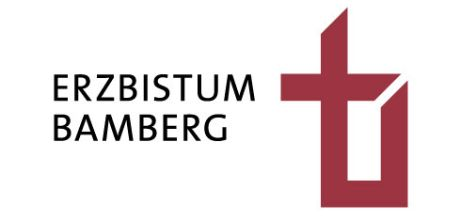 Logo Erzbistum mit Text